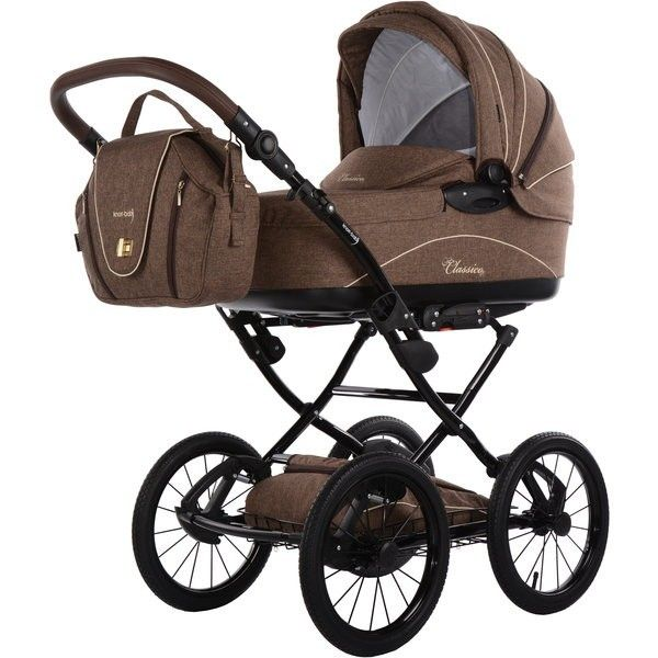 Buy the Knorr Baby Classico Emotion 2018 from us - All Models and Colours - Free Delivery - Very Low Prices - Free EU Shipping from 100 €