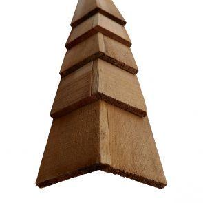 Best Western Red Cedar Shingles Shakes Ridge Caps Uk 400 x 300