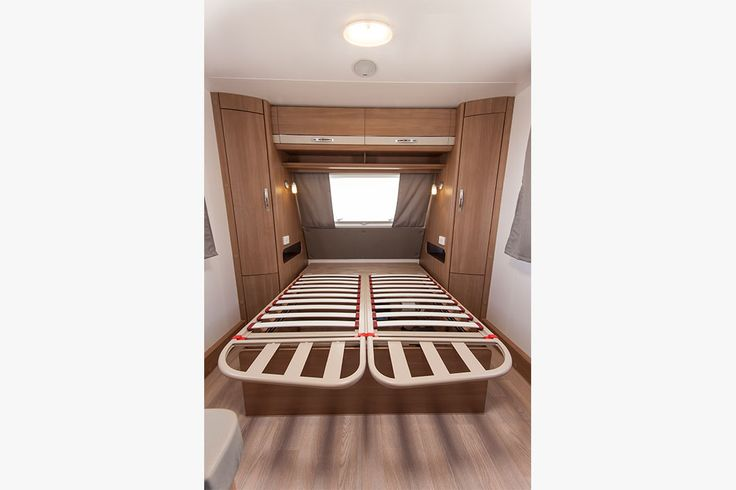 Starcraft Caravan Beds