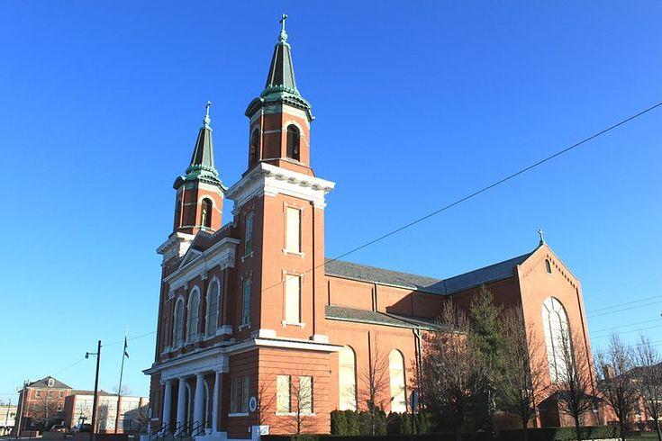 Mt Carmel Church - across the street from my house :-)