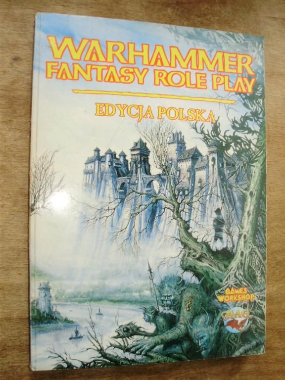 Warhammer Fantasy Role Play Edycja Polska