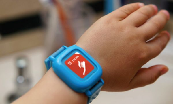 Octopus Watch Reminds Kids About Their Daily Schedule So You Don't Have To