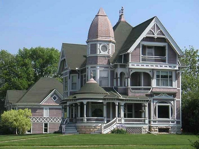 367 best decidedly victorian houses images on pinterest for Home architecture books