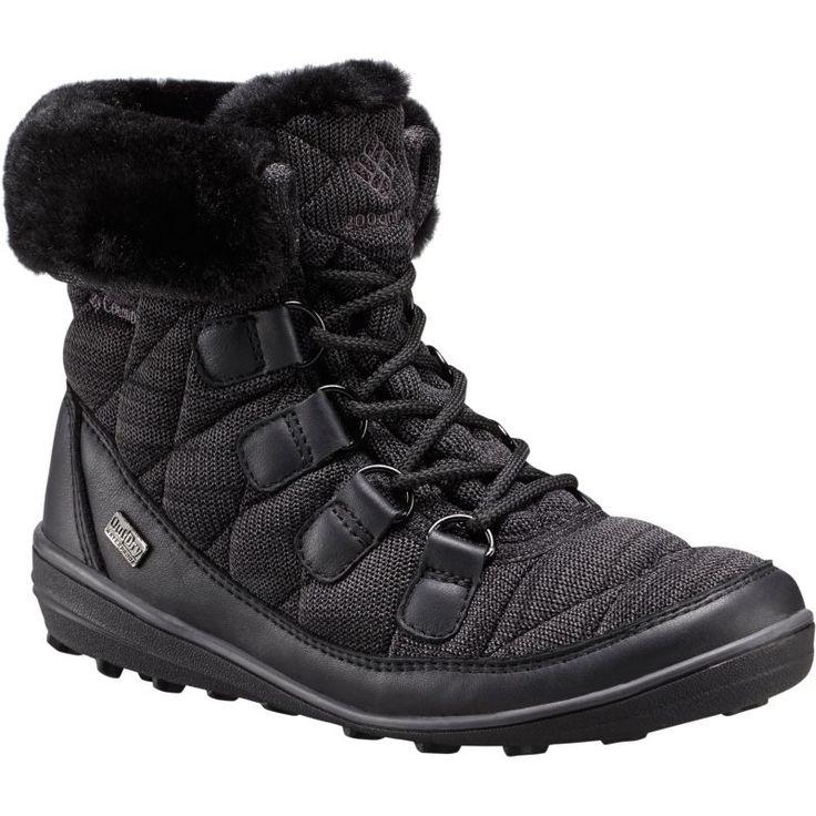Columbia Women's Heavenly Shorty Omni HEAT Winter Boot, Waterproof & Breathable