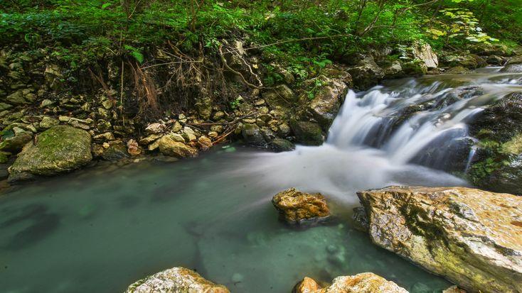 #River #TimeLapse #MountainStream