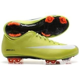 http://www.asneakers4u.com New Nike Mercurial Vapor Superfly II FG Soccer Cleats In Cactus White cheap cleats out of stock