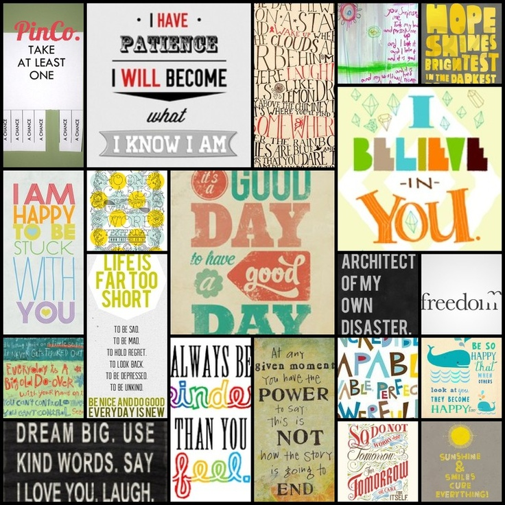 Quote Maker: 1000+ Images About Quote Collage On Pinterest