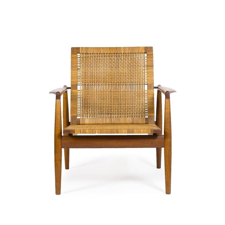Finn Juhl SW-96 Easy Chair for Soren Willadsen, circa 1954