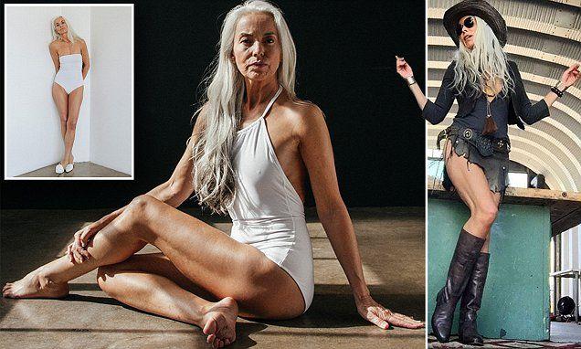 Model #YazemeenahRossi, 60, Stars in New Barrier-Breaking #Swimsuit Campaign