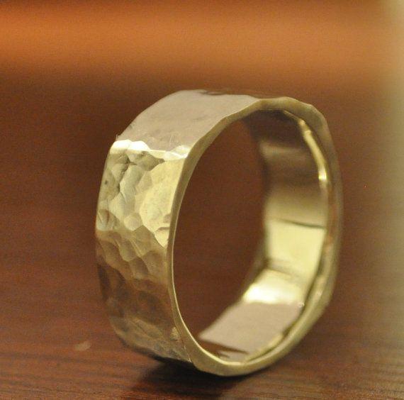 Orange Gold Tone Fashion Ring