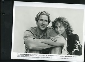 MATTHEW MODINE  and JENNIFER GREY THE MOVIE WIND - I so loved this movie, since I use to race sail boats, this movie had everything for me Great Great how