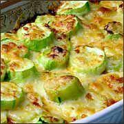 Recetas de cocina faciles y ligeras: CALABACINES CON TOMATE Y QUESO