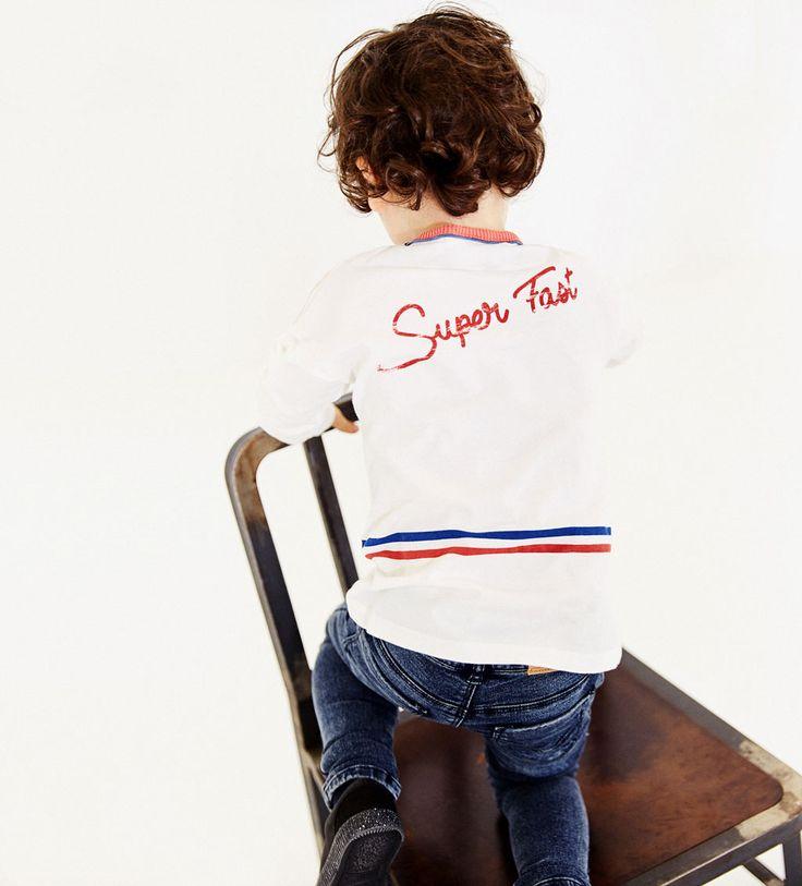 미키 마우스 & 플루토 티셔츠-티셔츠-BABY BOY | 3개월-만4세-KIDS | ZARA 대한민국