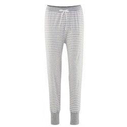 Pantalones de pijama mujer 100 algodón orgánico Living Crafts