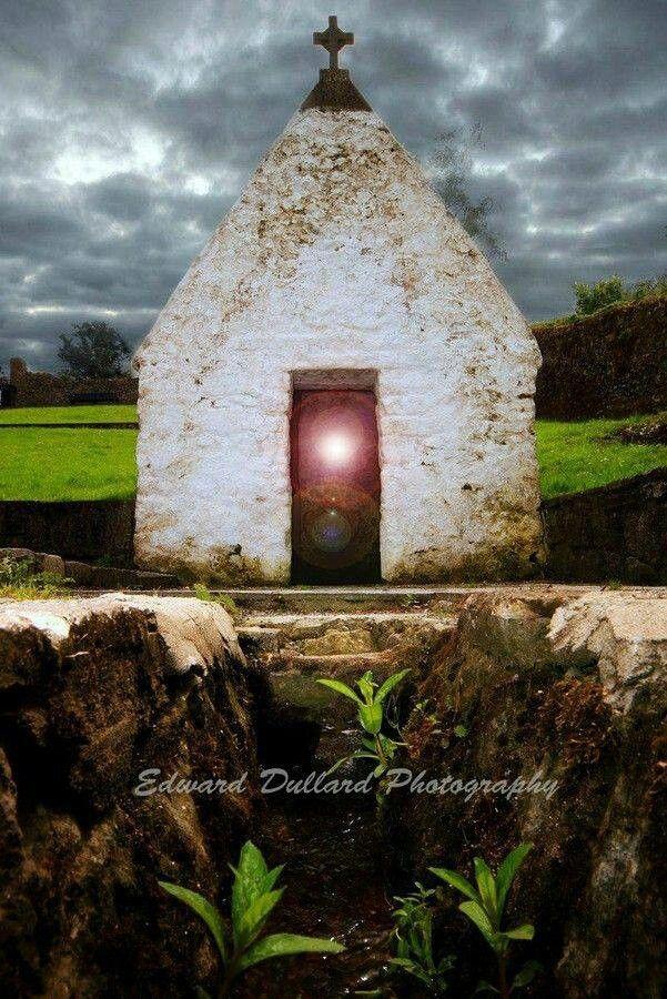 St. Canice holy well, Kilkenny, Ireland