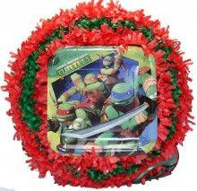 Ninja Turtles pull pinata