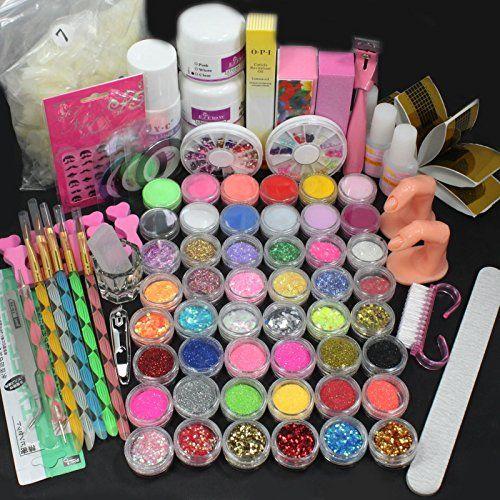 1000+ Ideas About Acrylic Nail Kits On Pinterest