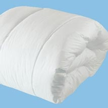 Bedding: quilts, doonas, pillows, mattress protectors, underlays  blankets at Lorraine Lea Linen