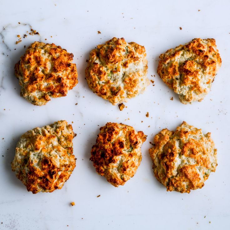 Sour Cream and Scallion Drop Biscuits | Recipe | Ovens ...