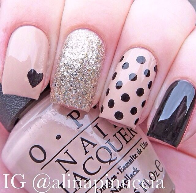 Cute Nail Art Instagram: Cute nail art designs instagram collection ...