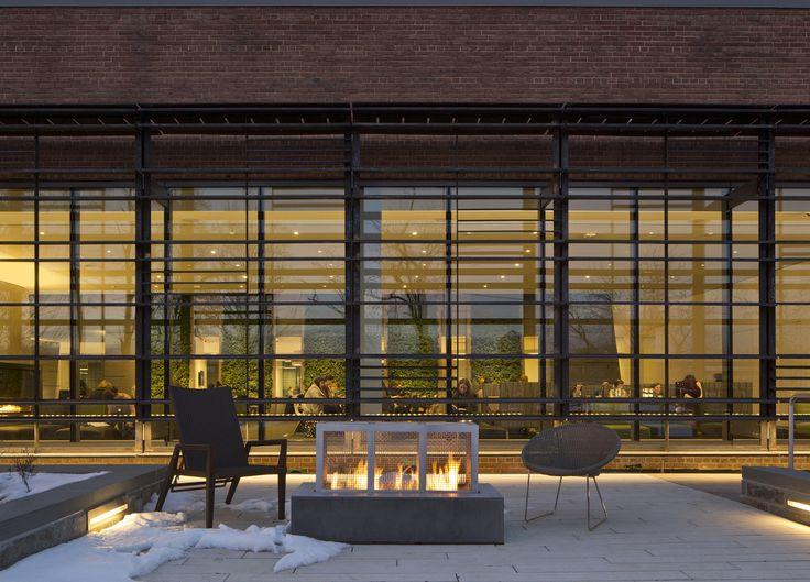 Centro de Estudantes na Universidade de Georgetown,© Brad Feinknopf Photographer