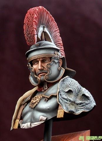 Roman Centurion Young Miniatures (5)