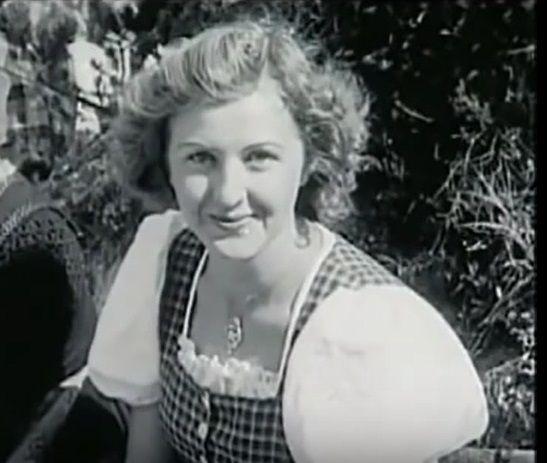 Eva Braun, 1941.