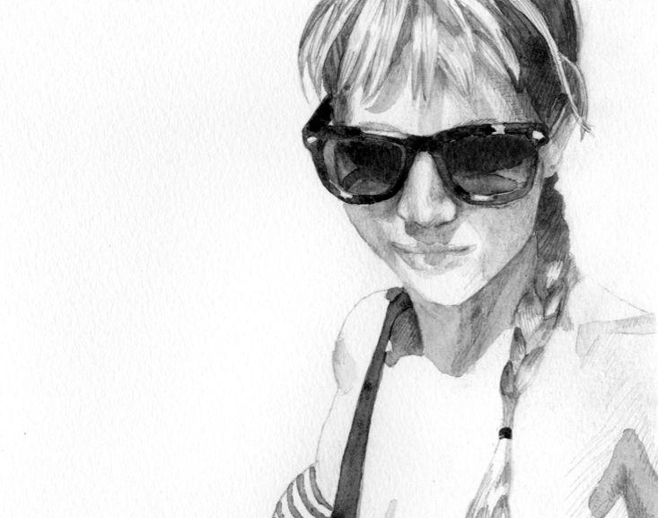 Claudia Betancur Portrait