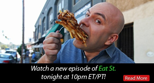 EatSt. Great show on food network canada