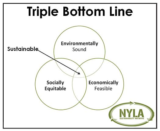 sustainability and the triple bottom line Sustainability's 1996 report engaging stakeholdersand my 1997 book cannibals with forks: the triple bottom line of 21st century business (elkington, 1997) in.