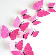 Stickers farfalle in diversi colori per decorare muri, cucina ecc. http://s.click.aliexpress.com/e/j2ZJ2r3