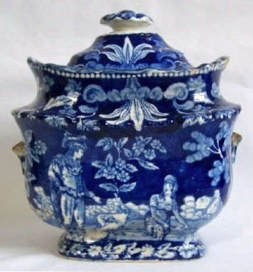 REVISIT immediately English transfer ware