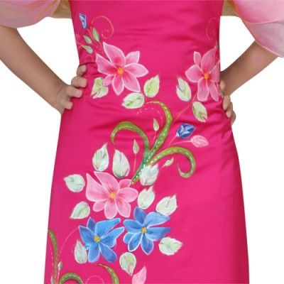 Kain Lukis Satin Flowers Bouquet - SLIGHT Shop http://www.slightshop.com/produk/kain-lukis-satin-flowers-bouquet/