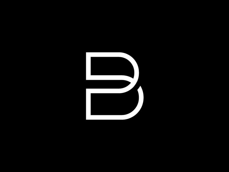 BP Monogram by Sean Heisler - Dribbble - the monogram is simple and the brand stands out