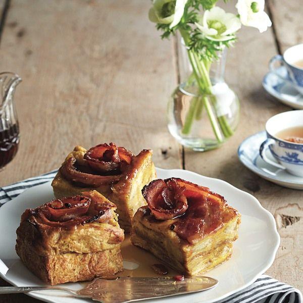 Maple-bacon french toast recipe - Chatelaine