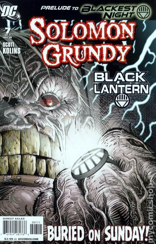 Solomon Grundy (2009 DC) 7