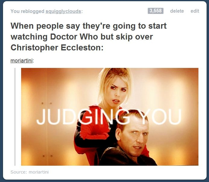 why?  christopher was fantastic!: 9 Doctors, Judges, Web Site, Be In A Fandom, Doctors Who, The Tardis Favorite People, Dr. Who, Christopher Eccleston, David Tennant