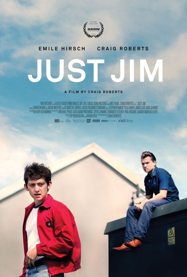 Return to the main poster page for Just Jim