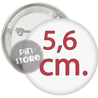 pin pines prendedores souvenir botones publicitarios 56mm