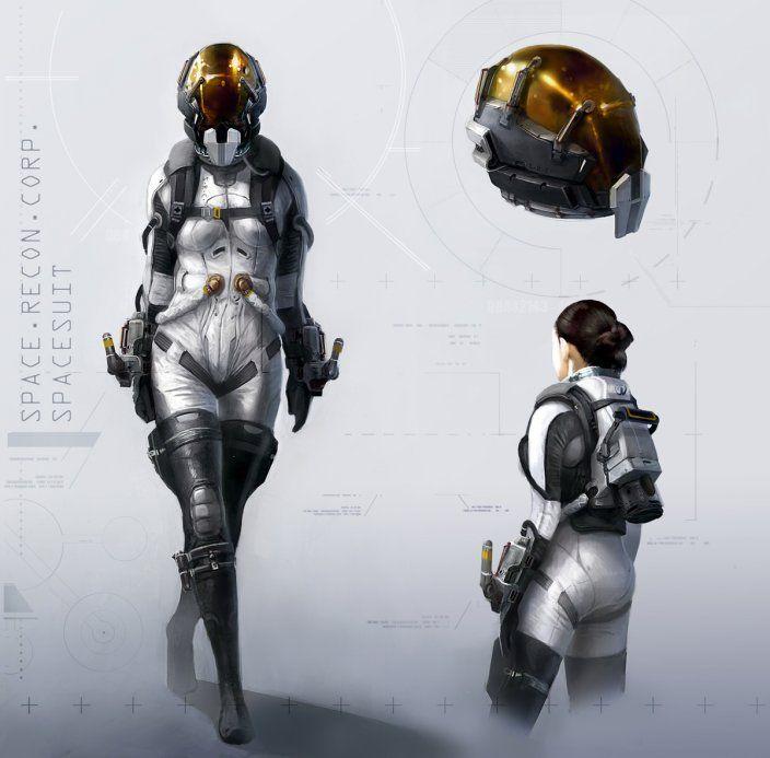 future space suits designs - photo #3