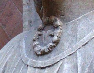Bross (Navarrai Berengária síremléke, L'Abbaye de l'Epau, Le Mans) - Hagyomány és múltidéző