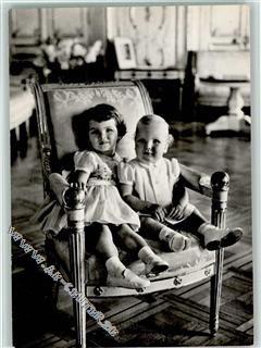 Prins Albert,Prinses Caroline.