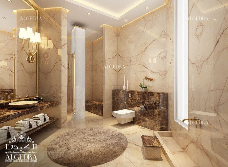 Bathroom Interior Design - Modern Bathroom Designs
