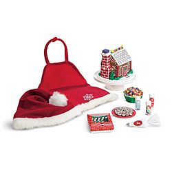American Girl® Sale: Sugar & Spice Baking Set My Stinker wants this. Wish it was on sale yesterday!