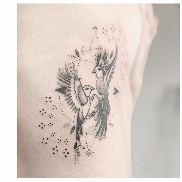 36 best tatuagem images on pinterest tattoo ideas feminism and houhou tattoo conhea vernica alves artista que cria tatuagens amuletos utilizando cristais e materiais veganos altavistaventures Image collections