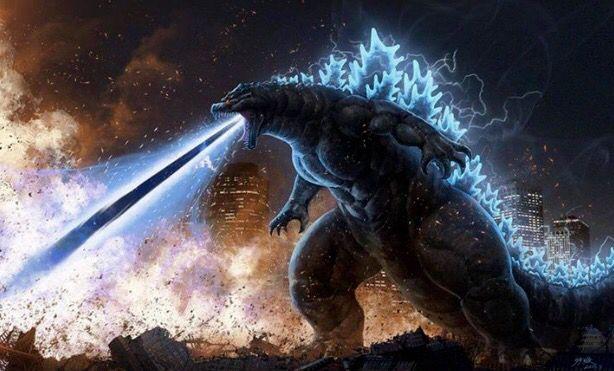 Amazing Godzilla Art (Godzilla-Movies.com)