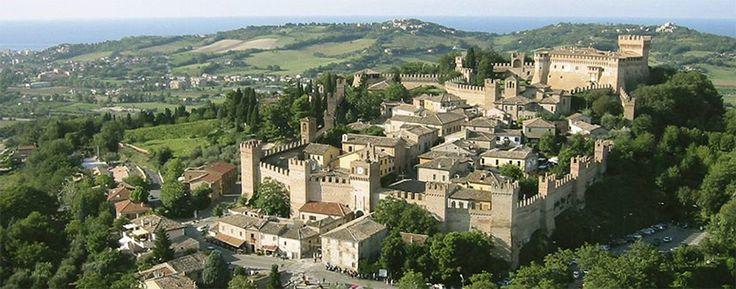 castello e borgodi gradara - Cerca con Google