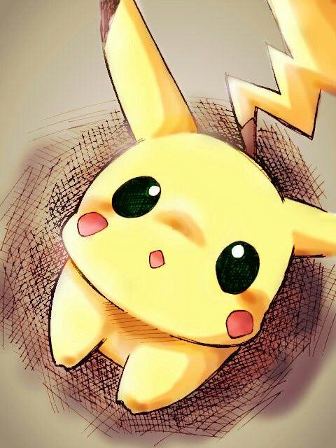 Pikachu Art! Gotten from DeviantART.