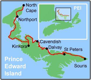 Prince Edward Island Bike Tour | Bicycle PEI | Freewheeling Adventures