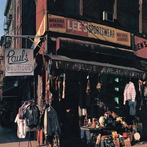 Beastie Boys - Paul's Boutique (LP) was a revolution in hiphop...and it's a shop with my name...fantastic! Paul De Greatest Borger